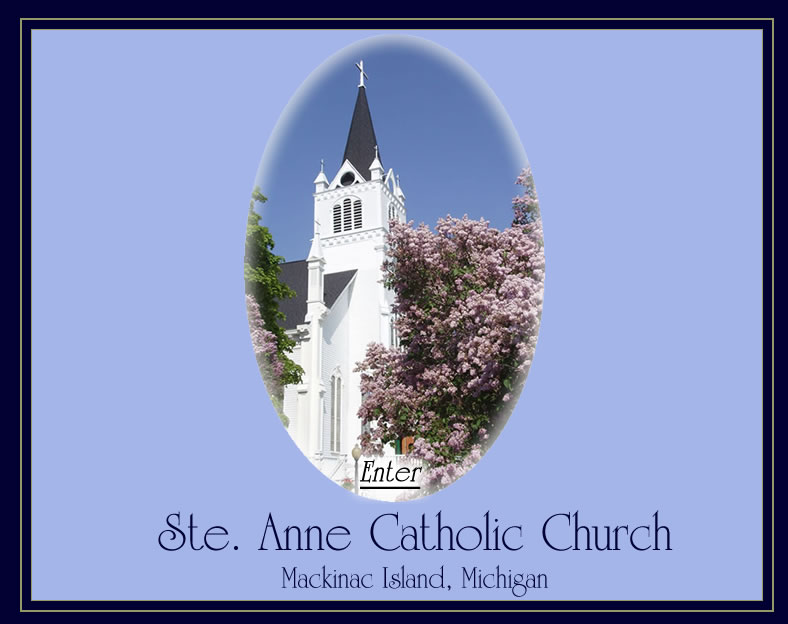 Ste. Anne's Catholic Church